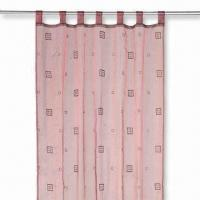 Quality Voile Curtain with Crushed and Yarned, Measures 140x240mm for sale