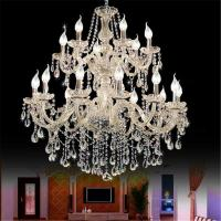 Quality Crystal chandelier contemporary design Stairs Chandelier (WH-CY-10) for sale