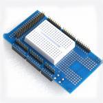 Quality New Prototype Proto Shield for Arduino with Mini Bread Board MEGA ProtoShield V3 for sale