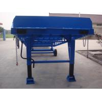 Quality DCQY6-0.5 Mobile Dock Leveler Loading Capacity 6000kg Length 7m CE Approved for sale