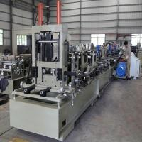 China Steel Channel C Z Purlin Roll Forming Machine, Cold Forming Machine on sale