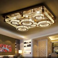Quality Cheap suspended crystal ceiling lights for Indoor home Lighting Fixtures (WH-CA-46) for sale