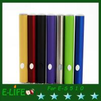 Quality best choice for ES 510 E Cigarette Battery 180mAh/280mAh 510 Battery With diamond bottom for sale