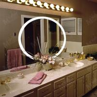 Quality LED bathroom mirror,makeup mirror lighted for sale