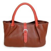 Quality Factory Price Real Leather Lady Decent Handbag for sale
