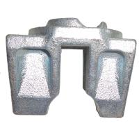 Quality Corrosion Resistant Scaffolding Parts Casting Ringlock Ledger Head For Building for sale