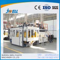 Quality Jwell Blow Molding Equipment , Plastic Bottle Blowing Machine Hydraulic Servo Control System for sale