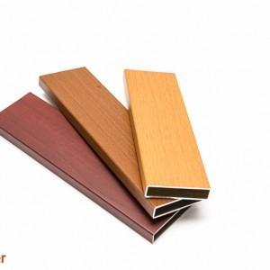 Buy cheap Rectangular 6063 T6 0.70mm Standard Aluminium Extrusion Profiles from wholesalers