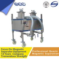 China High Tension Rare Earth Electrode Permanent Magnetic Separator Drum Type on sale