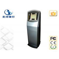 Quality 17 Inch Payment / Ordering Ticket Vending Kiosk Photo Printing Kiosk Display for sale