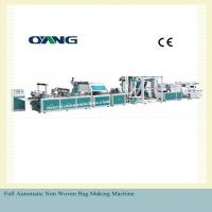 China Non Woven Fabric Bag Making Machine Price on sale