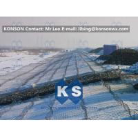 China Holistic Capability Gabion Basket Galvanized Iron Wire For River Bank Preventing on sale
