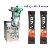 Quality Full Automatic Liquid Pouch Packing Machine For Granular Powder Coffee Sugar Condiment for sale