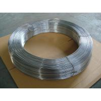 Quality China Manufacturer Zinc Wire 99.995% Min 4.0mm Metalizing Zinc Wire for sale