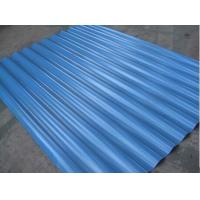 Quality 16 Stations Corrugated Roof Panel Roll Forming Machine With Auto Stacker for sale