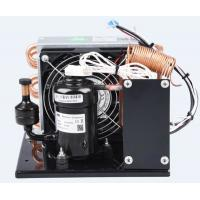 China Micro DC 12V Condensing Unit For Portable Fridge And Ice Box Cooling on sale