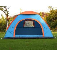 Quality 3 to 4 Person Economy Single Layer Camping Tent with One Door(HT6052) for sale