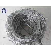 Buy cheap Cheap Price Galvanized Barbed Wire from wholesalers