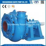 L'usine A05 Materail 8 de pompe de 10/8F-G Hebei avance la machine petit à petit de pompage de sable de rivière