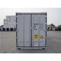 Quality 40ft Freezer Container Commercial Walk In Refrigerator Seafood Meat Vegetable Cold Storage for sale