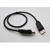 China Easy Plug Ultra High Speed HDMI Cable Customized Version With No Signal Loss on sale