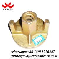 Quality Formwork Accessories Formwork Tie Nuts for sale