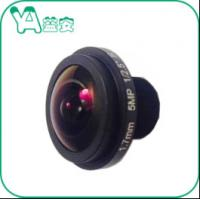 Quality Customized Waterproof  Dome Camera Lens Focal Length 1.7 mm MTV Mount for sale
