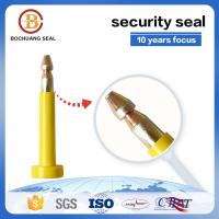 China high security seals suppliers for container door lock  Container Truck Train Tanker B104 on sale