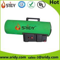 China 50KW Industrial Propane/LPG Electric Gas Heater on sale