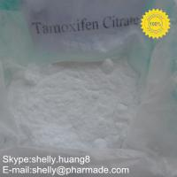 High Quality Tamoxifen Citrate Supplier fron China Antiestrogen Raw Steroids