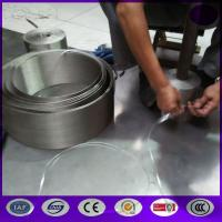 Quality Stainless Steel Continuous Screen Belt for Circular Looms made in China for sale