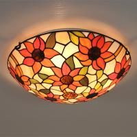 Quality Tiffany style ceiling lamps For Indoor home Lighting Decoration (WH-TA-01) for sale