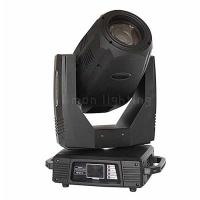 China 350w 17R Sharpy Beam Spot Wash 3in1 DMX Stage Moving Head Lights with Rotating Gobos on sale