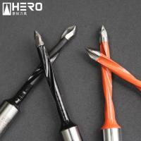 Quality Carbide Tipped Through Hole Drilling Fine Particles Optimized Drilling Geometry for sale