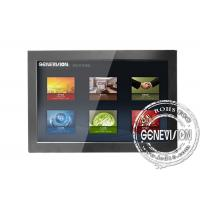 Quality Wall-mount 43inch LCD Commercial Display  support 4G  FHD 1080p Landscape Player for sale