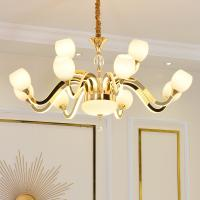 Quality Modern flower led chandelier lighting Fixtures for home (WH-LC-09) for sale