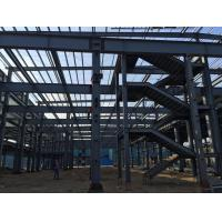 Quality Modern Style Customized Steel Construction Workshop with Best Price for sale