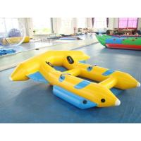 Buy cheap Cool Inflatable Toy Boat , Water Game PVC Tarpaulin Inflatable Water Flying Fish from wholesalers