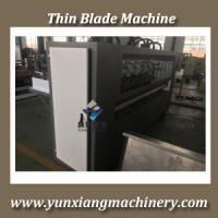Quality Thin Blade Slitter Scorer Machine for sale