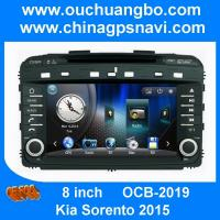 Quality Ouchuangbo autoradio DVD stereo navi radio Kia Sorento 2015 support iPod USB Map Russian for sale
