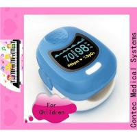 China Color Fingertip Pulse Oximeter on sale