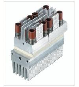 Quality thyristor module Thyristor VSKU56/12P for sale