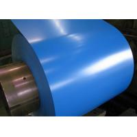 Quality Prepainted Color Coated Steel Coil Galvanized Coil PPGI PPGL For Warehouse for sale