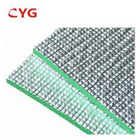 Quality Construction Heat Insulation Customized Pe Laminated Polyolefin Foam Board for sale