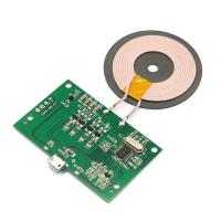 Quality Inductive Universal Qi Wireless Charging Module , Qi Transmitter Module for sale