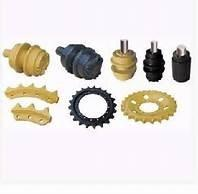 Quality KATO Excavator Undercarriage Parts for sale