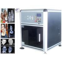 Quality Rapid Scanner 3D Laser Glass Engraving Machine Mini Structure 532 nm Laser Wavelength for sale