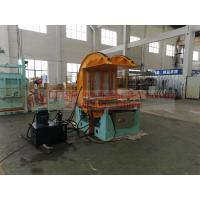 Quality Hydraulic Roll Upender , PLC Control Mold Turnover Machine Easy To Operate for sale