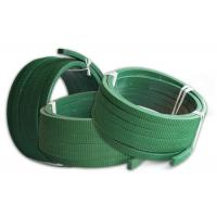 Quality Non-reinforced PU Polyurethane Super Grip Belt with top green PVC A-13 Type for sale