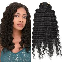 Quality Cheap Brazilian Hair 4 Bundles Brazilian Deep Curly Virgin Hair 7a Unprocessed Wet and Wavy Virgin Brazilian Hair for sale